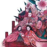 March - Hina-Matsuri by Ink-Yami
