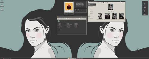 Retrofukation Marshall Desktop by Simieski