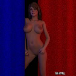 Veronika - Curtains by NightFall-1
