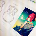 Added 2 illustration books to my shop! by lita426t