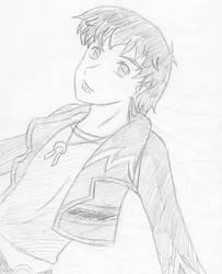 Jr. sketch by yzak