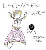 LOVE? by yzak