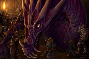 Dragon Age: Archdemon by Nightlyre