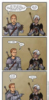 Dragon Age: Long Lost Sisters by Nightlyre