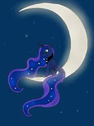 Luna Night by MagiMemNon