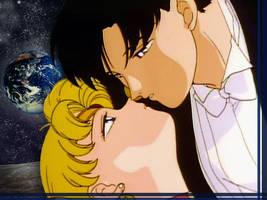 Sailor Moon Wallpaper by Sadadoki