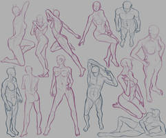 Anatomy Practice 2 by tin-plated-dictator