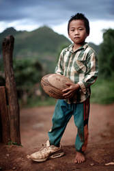People from Thailand by Ciril