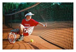 Tennis star 01 by Ciril