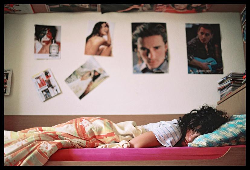 girl's dreams by Ciril