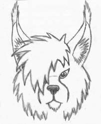 Random Lynx by glaciess