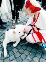 Okami by nyappy-aoi