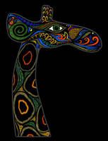 Giraffe 2 by PhilLewis