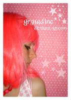 Pink hair. by gr3nadine