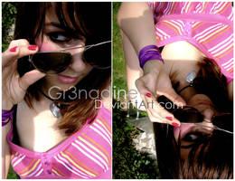 Retro-Glasses 01 by gr3nadine