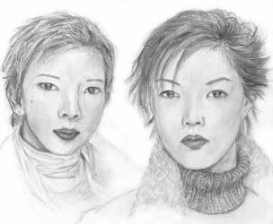Kiriyan and Tani by Suiki