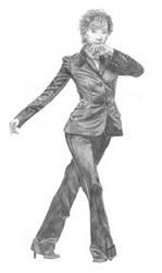 Rika Dancing by Suiki