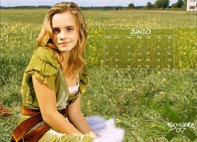 Emma Watson - Wallpaper 1 by Manre