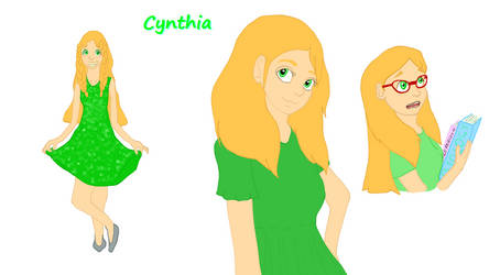 Cynthia reference by Mendaleave