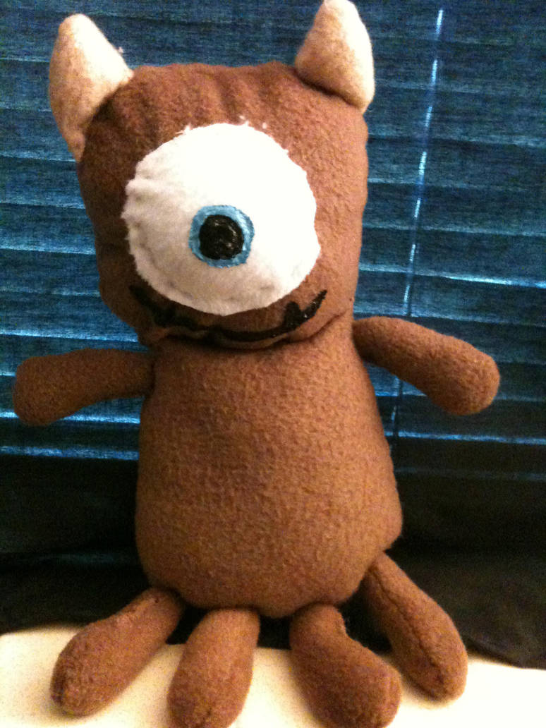 Little Mikey Plush By Teensiest On Deviantart