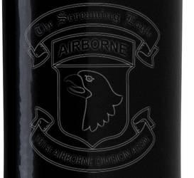 101 Airborne by WoodsMachine