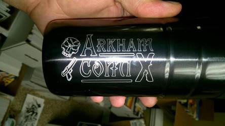 Arkham by WoodsMachine