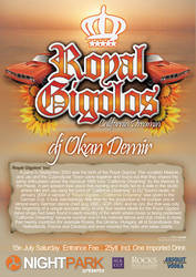 royal gigolos at night park by cajgat