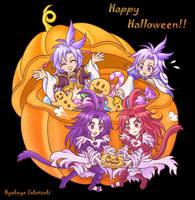 '09 Halloween by Byakuya-Takatsuki