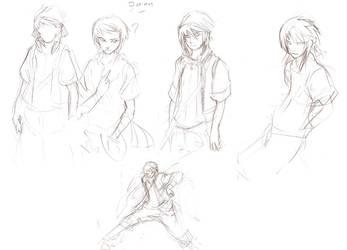 Joon OC Character sheet by ironsonic