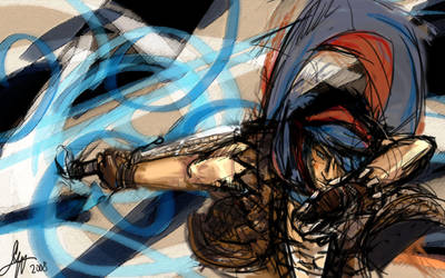 Prince of persia- Prince by ironsonic