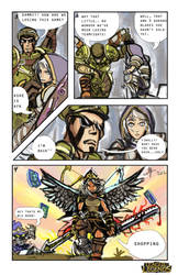 LOL 2012 comic competition by ironsonic