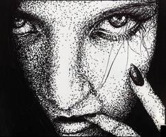 Dark - Sharpie3 by 03ketch03