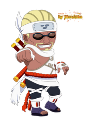 Chibi Killer Bee by Marcinha20