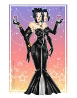 Elegant Sahlia-Commission- by Dark-Vanessa