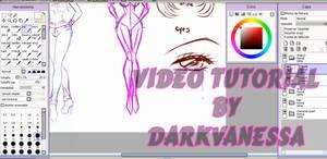 .: Female Body Tutorial by DarkVanessa :. by Dark-Vanessa