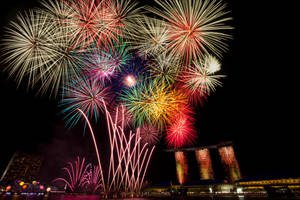 Fireworks by nuic