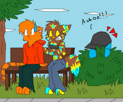 RQ- Stalking fail by Vicky-The-Wolf