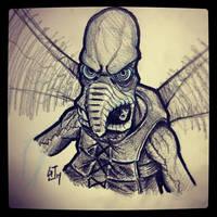Watto - Daily Sketch by Geekincognito