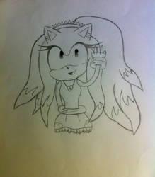 .:Astrid:. (Gift) by Lillythehedgehog1