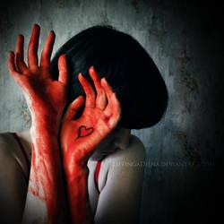 Happily Bleeding by LietingaDiena