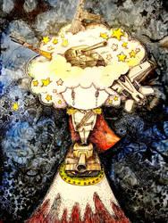 No More War by Mutotsuka
