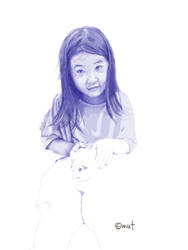 girl by Mutotsuka