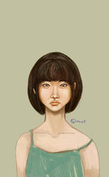 Girl02 by Mutotsuka