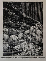 A pile of forgotten souls by BakaNyaNya
