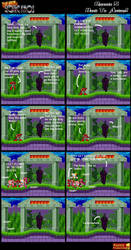The NEW Sonic KAOS #5 by KaosJay666