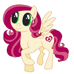 OC Pony: Love Struck by Gwendlyne
