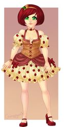 Apple Lolita by Gwendlyne
