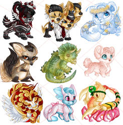 GCC Designs by Gwendlyne