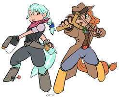toy guns by moronsonofboron
