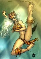 Prymal kick by ericalannelson